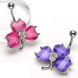 Pink metuljček